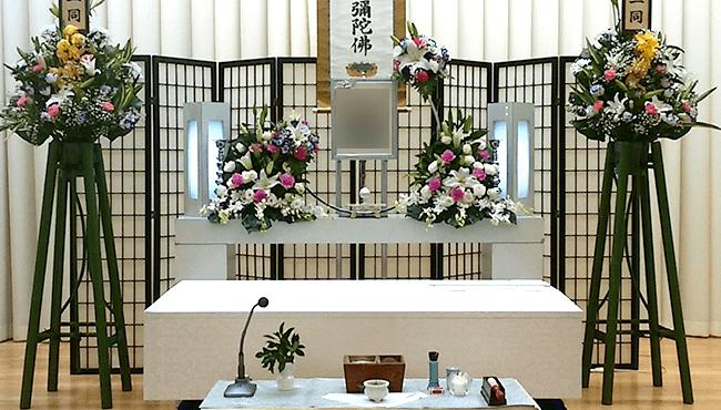 1日葬 / 家族葬